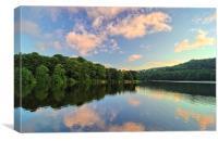 Damflask Reservoir Morning Sunrise
