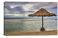 Bantayan Island Beach , Canvas Print
