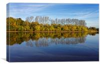 Chard Reservoir                             , Canvas Print