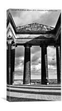 Penshaw Monument, Canvas Print