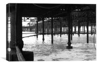 Hastings Pier, Canvas Print