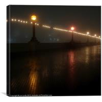 London Lights, Canvas Print