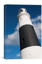Quesnard Lighthouse, Canvas Print