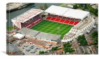 Nottingham Forest Football Club, Canvas Print