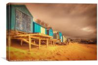 Abersoch Beach, Canvas Print