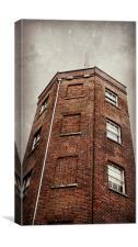 Ockham Semaphore Tower, Canvas Print