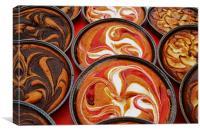 Sweet pies!!, Canvas Print