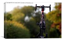 Wilier Trestina Road Bike, Canvas Print