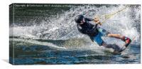 SurferDude, Canvas Print