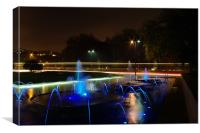 Marble Arch, Canvas Print