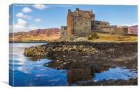 Eilean Donan Castle , Canvas Print
