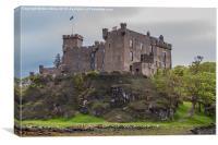 Dunvegan Castle, Canvas Print