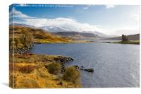 Ardvreck Castle  , Canvas Print