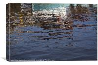 Ripples 01, Canvas Print