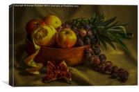 Fruitful, Canvas Print