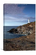 Trevose Head Light House, Canvas Print