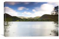 Ullswater Lake, Canvas Print