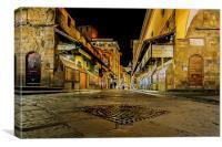 Ponte Vecchio Bridge, Canvas Print
