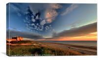 Cliff House Sunrise, Canvas Print