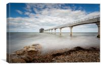 Bembridge Lifeboat Station Isle Of Wight, Canvas Print