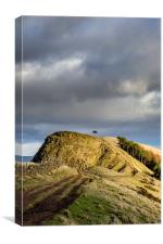 Back Tor, Peak District, Canvas Print