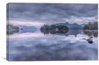 Derwent Ducks, Canvas Print
