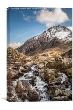 All Paths Lead to Tryfan, Canvas Print