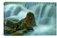 Highland Water, Canvas Print