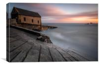 Lizard Point Lifeboat Station - Cornwall, Canvas Print