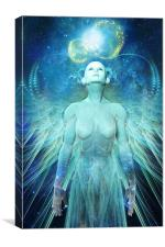 Ascension, Canvas Print