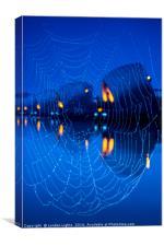 I wish I had webbed feet, Canvas Print