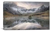 Snowdon, Canvas Print