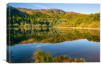 Loch Chon, Canvas Print