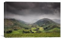 Martindale Incoming Storm, Canvas Print