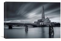 Sentinel of the Thames, Canvas Print
