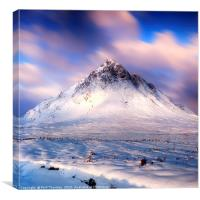 Stob Dearg No.6, Canvas Print