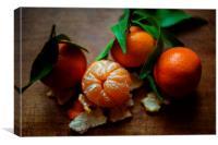 Tangerine Dream, Canvas Print