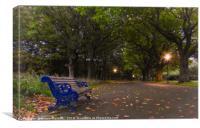 An Autumn Dream, Canvas Print