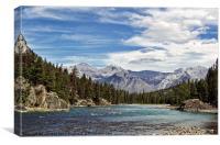 Banff National Park, Canvas Print