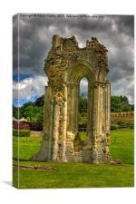 Kirkham Priory Ruins #4, Canvas Print