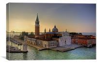 San Giorgio Maggiore, Canvas Print