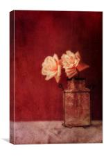 window light, Canvas Print
