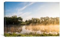 Colwick Country Park, Canvas Print