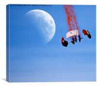 Sky High, Canvas Print