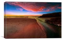 Tomorrows Another Day, Canvas Print