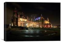 Kelvingrove Art Gallery, Canvas Print