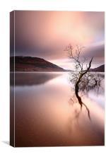 Loch Lomond, Canvas Print