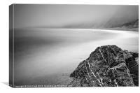 Agata Beach, Canvas Print