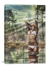 BEAUTIFUL NATURE, Canvas Print