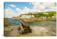 Porthleven Cornwall, Canvas Print